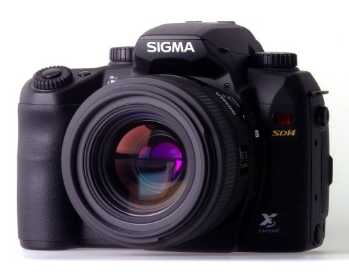 Get Sigma SD14 14 megapixel Digital SLR Body only Special