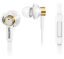 Philips TX2 High Precision Sound Earphone (White)