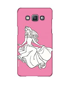 Pick pattern Back Cover for Samsung Galaxy A5