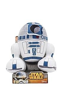 Star Wars - R2D2 en Steam Velboa Felpa, 25 cm de displaybox - Peluche R2-D2 25 cm
