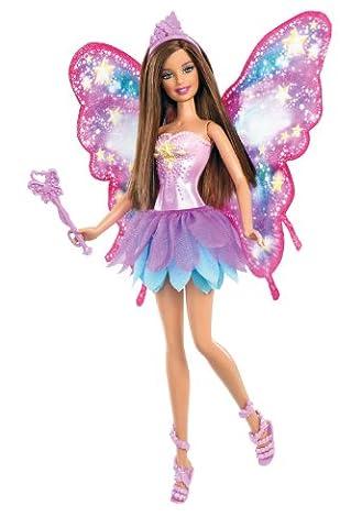 Mattel W2967 - Barbie Schmetterlingsfee Teresa, Puppe