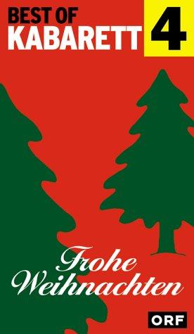 Preisvergleich Produktbild Best Of Kabarett Vol. 4 - Weihnachten [VHS]
