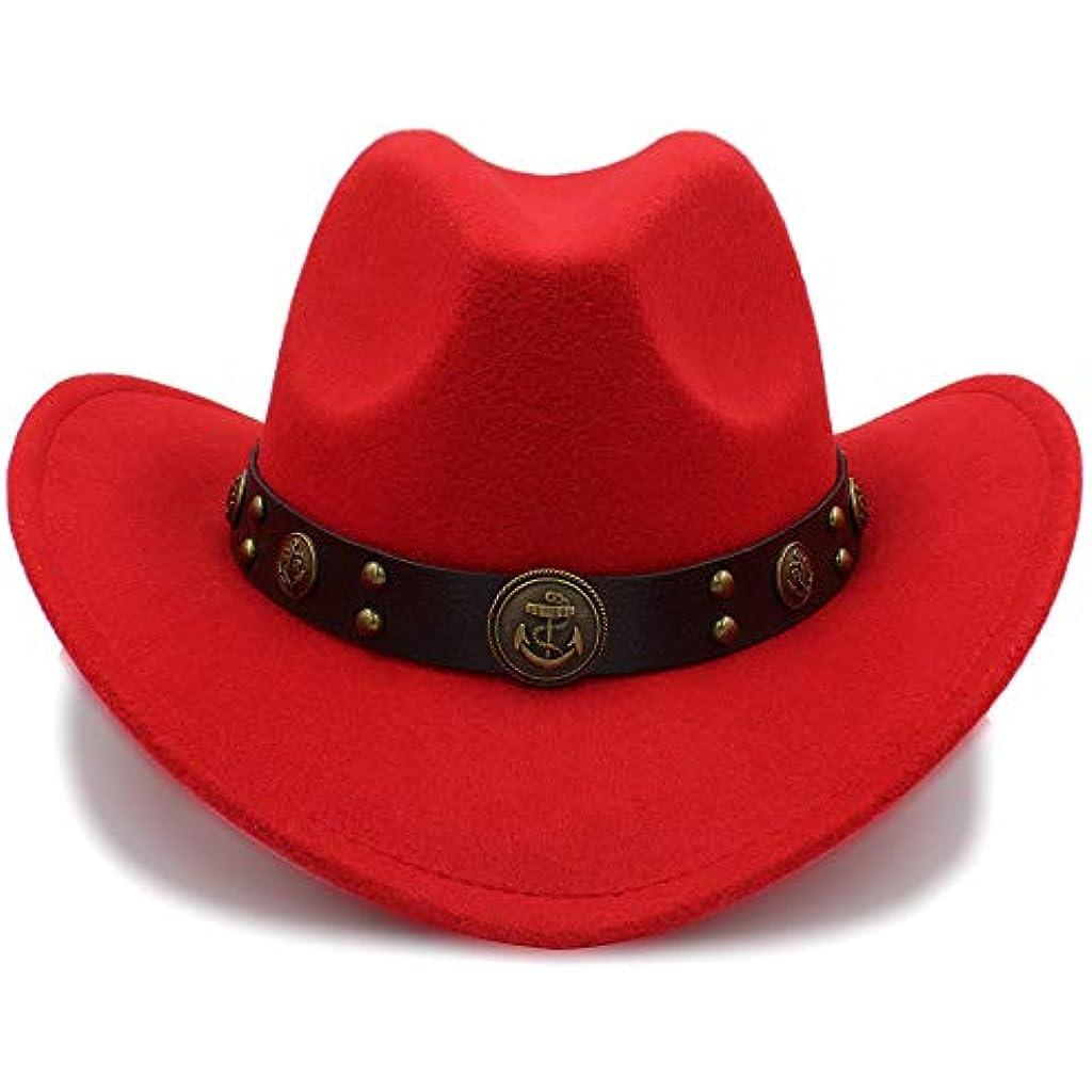 Sombreros de vaquero de lana para hombres Sombreros Vaquero Sombreros de fieltro  occidental de invierno para hombres occidentales americanos para adultos ... f7066b53b72