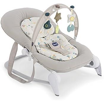 Chicco Hoopla Baby Bouncer - Grey