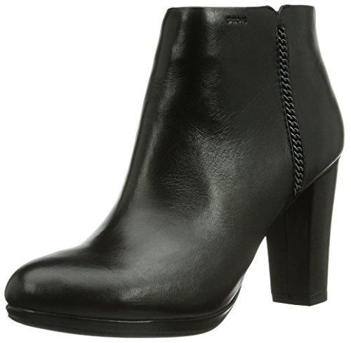 Noir Kali D Black femme Boots Geox 7aqvgw