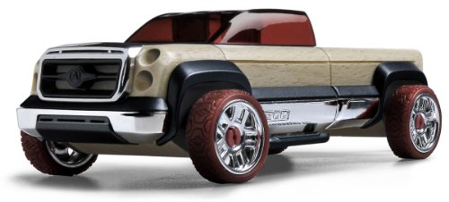 Automoblox Mini T900 Truck, Rot