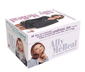 Ally McBeal - Season 1-5 [DVD]