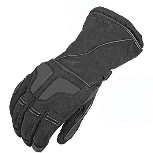 Juicy Trendz Textil Motorradhandschuhe Thermal Motorrad Handschuhe Wasserdicht