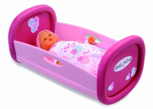 Smoby 7600024700 - Lettino Baby Nurse