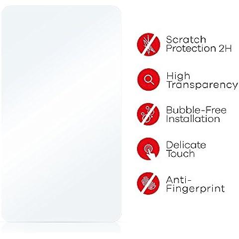 upscreen Scratch Shield Protector Pantalla Dell U2713HM (s) Película – Transparente, Anti-Huellas
