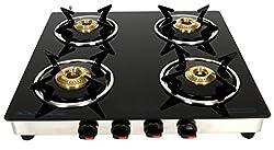 SURYAJWALA GT04 SURYA BB 4 Burner Manual Gas Stove