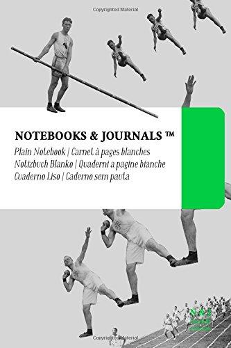 Carnet Notebooks & Journals, Jeux olympiques (Collection Vintage), Pocket, Blanc: Couverture souple (10.16 x 15.24 cm)(Carnet de Notes, Carnet de Voyage, Cahier de Texte) par Notebooks and Journals