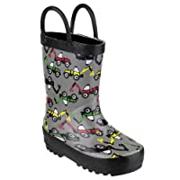 Cotswold Childrens Puddle Boot / Boys Boots (25 EUR) (Digger)