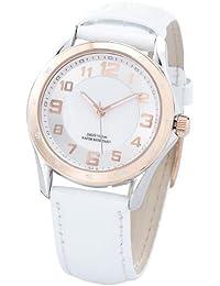 St. Leonhard Schweizer Uhren: SWISS MADE Damen-Armbanduhr wasserdicht, roségold (Swiss Made Damenuhren)