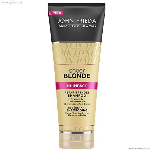 john-frieda-sheer-blonde-hi-impact-shampoo-250-ml-reparierendes-shampoo-lebendiges-leuchtendes-haar