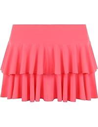 WearAll - Mini-jupe ruchée - Jupes - Femmes - Tailles 36 à 42