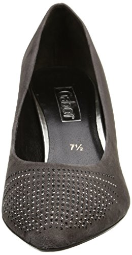Gabor Shoes 31.281  Damen Pumps Grau (zinn 19)