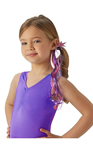 My Little Pony Kinder Twilight Sparkle Haar Clip Fancy Kleid Accessory (One Size) (My Little Pony Halloween-kostüme)