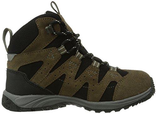 Kamik Backtrailg, Chaussures de randonnée montantes mixte enfant Marron