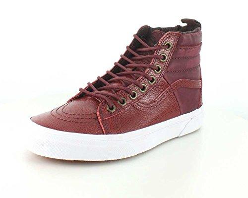 Vans U Sk8-Hi, Sneakers Unisex Adulto (pebble leather