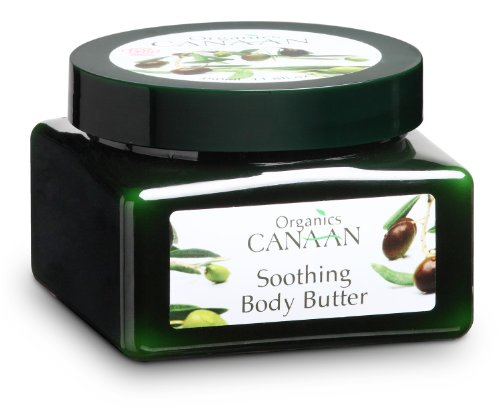 ORGANICS CANAAN - Soothing Body Butter