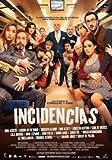 Incidencias VERSIÓN ALQUILER BLUERAY + DVD