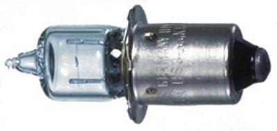 Osram oder Philips Halogen HS3 Miniatur Lampe / Birne ; 6V / 2,4W / 0,4A / PX 13,5 s von Osram - Lampenhans.de