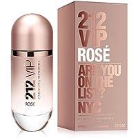 CAROLINA HERRERA 212 VIP ROSÉ agua de perfume vaporizador 80 ml