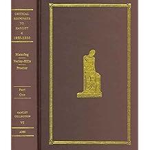 "[Critical Responses to ""Hamlet"": 1600-1900 v. 4] (By: David Farley-Hills) [published: June, 2006]"
