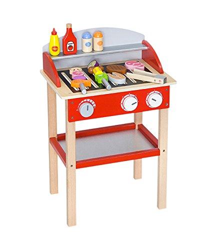 Preisvergleich Produktbild Viga NCT 1221 - Küchenspielzeug - Gasgrill