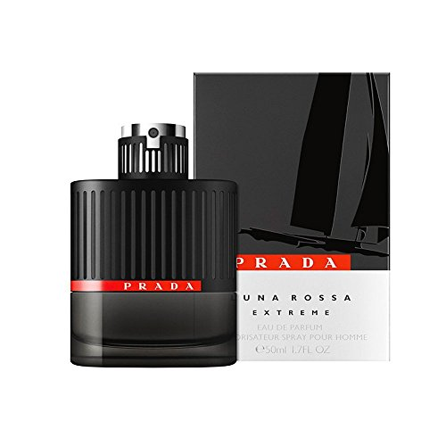 Prada Luna Rossa Extreme homme / men, Eau de Parfum, Vaporisateur / Spray, 1er Pack (1 x 50 ml)