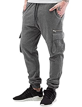 Bangastic Hombres Pantalones / Pantalón deportivo Denton
