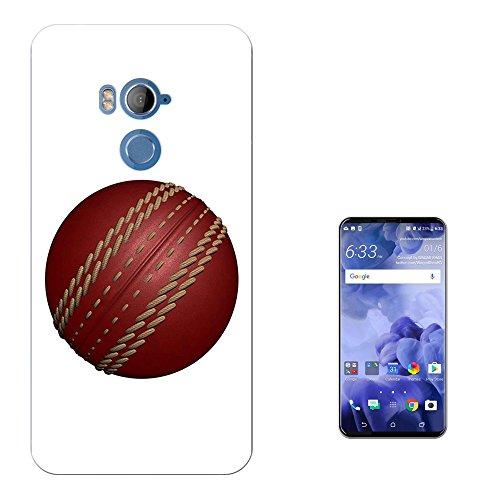 003145 - Cricket ball Design HTC U11+ PLUS 6.0