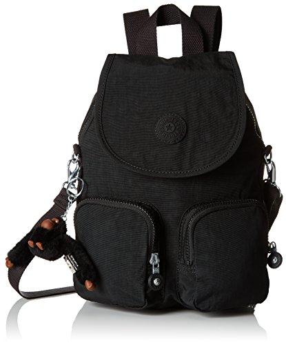 Kipling Firefly Up, Women's Backpack, Black (True Black), 22x31x14 Cm