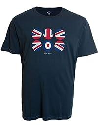Ben Sherman Fashion Union Jack T Shirt