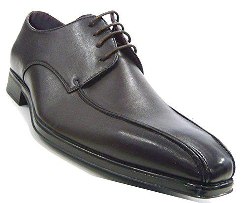 Schuh-City FASHION HERREN Schuhe Slipper Business Innen Leder Neu Braun