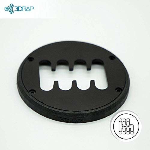 7 MT SHIFTER PLATE AND SHORTSHIFTER FOR TH8A / RS