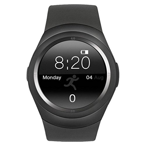 Bastex BT T11 Pro-101 BT and Fitness Tracker Smartwatch support Nano SIM Card and 32GB TF Card With Whatsapp and Facebook & Twitter APP Compatible with Intex Cloud Power Plus