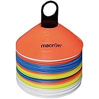 Lot 48cinesini Macron Marker H 5cm delimitatori Conetti cônes Football Volley