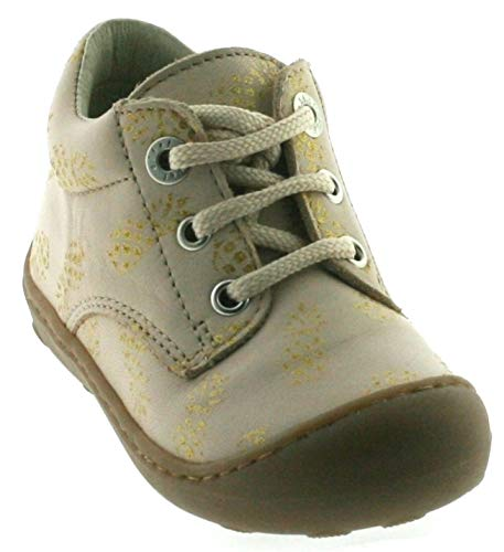 Clic! Kinder Lauflernschuhe CL-9291 ab Gr. 20, Größe:24 EU, Farbe:Glitter