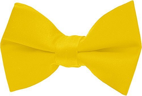 Kinder Kellner Für Kostüm (Fliege Schleife 12,5 x 6,5cm 30 Farben Grösse Verstellbar)