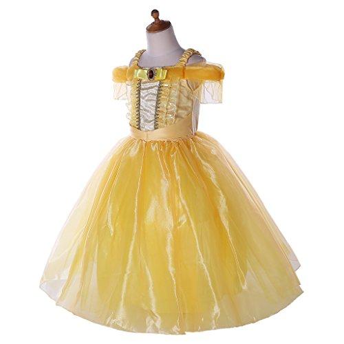 Imagen de pettigirl niñas disfraz princesa vestidos viste a party fancy vestidos 10 años alternativa