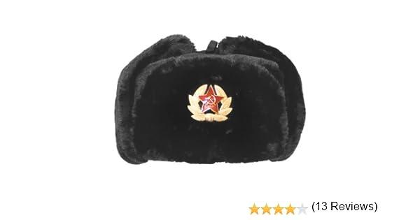 mfh inverno russo  MFH Inverno russo Cappellino nero con Badge Taglia L