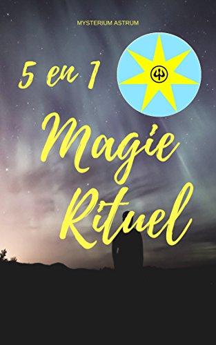 Couverture du livre 5 en 1 Rituel D'Argent L'esprit magique du pot d'or Afflux de vitalité,guérison,obtenir des pouvoirs magiques Les Mots De pouvoir Rêves conscients Développement énergétique,Oracle de poche Voyance