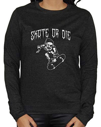Artshirt Factory Skate or Die Girlie Sweater -
