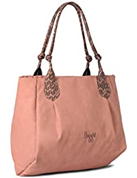 983da7470530 Baggit Women s Tote Bag (Rose)