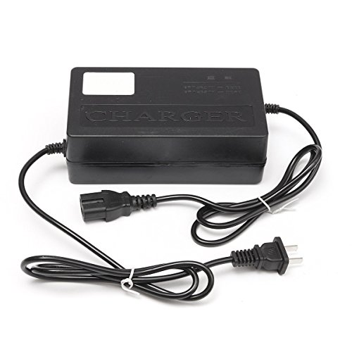 GOZAR 60V 2.5 A Batterieladegerät Adapter Für Elektro-Scooter E-Bike Power Pc-Stecker