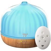 Ätherisches Öl-Diffusor TaoTronics 500mL mit Fernbedienung bis zu 6m, 14 Farben, Sleep Mode, Home Duft Diffusor... preisvergleich bei billige-tabletten.eu