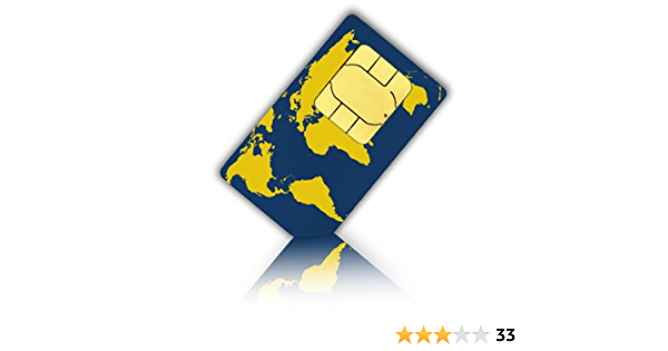 World Sim Card For 175 Countries 30 Euro Credit Elektronik
