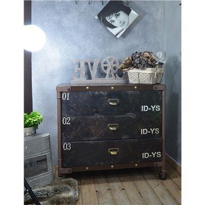 Sideboard industriedesign bestseller shop f r m bel und for Badezimmer industriedesign